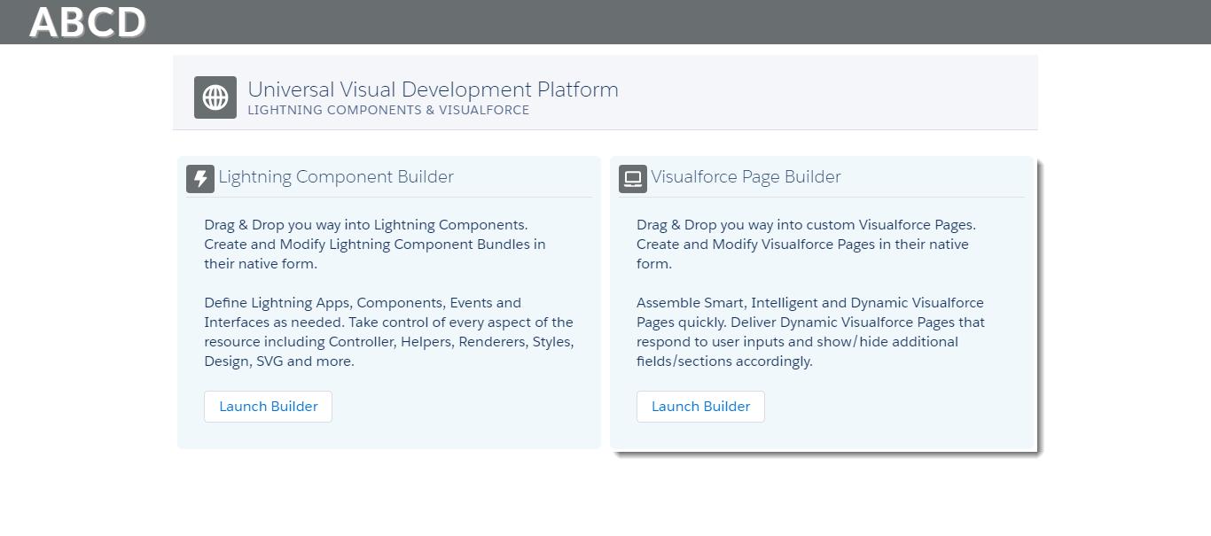 Visualforce Builder | Clerisoft